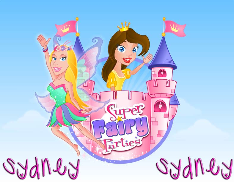 Kids Birthday Party Ideas for Girls in Sydney, Fairies  ~ 205133_Birthday Party Ideas Sydney
